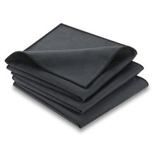 SOFT-Microfasertuch MT-2000 Deep Black - 30x30 cm